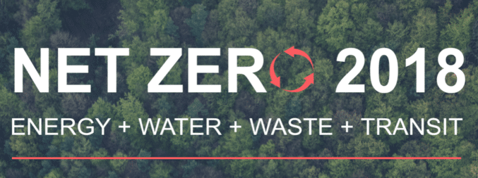 Net Zero Conference 2018