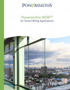Download the Powersmiths WOW Solutions for Tenant Billing Brochure