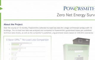 Powersmiths - Net Zero Campus Study